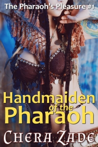 Cover of Handmaiden of the Pharaoh