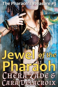 Book cover for Jewel of the Pharaoh